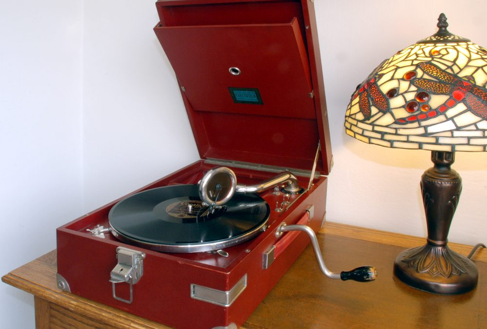 1928 Electrola Gramophone Model 101
