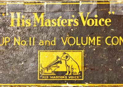 1935 His Masters Voice Pick-Up No. 11 and Volume Control - IMG_4777.jpg