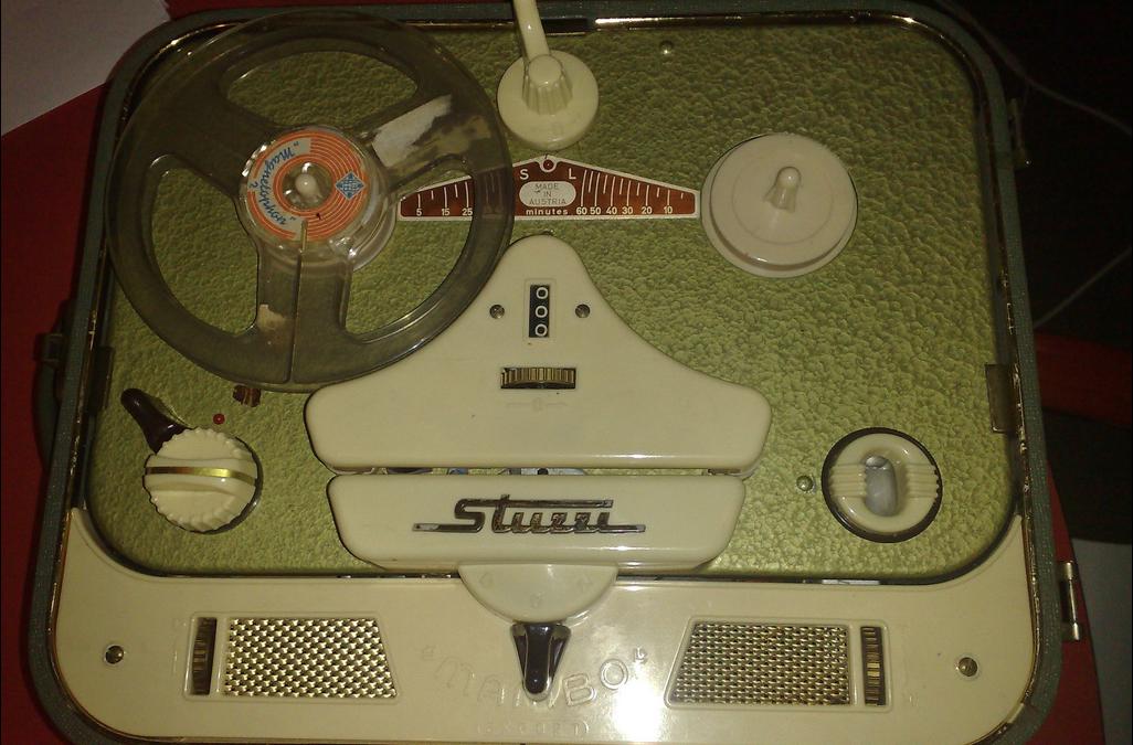 1957 Stuzzi Mambo Export 336W