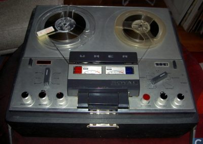 1962 Uher Stereo Tape Recorder Royal 784e - kép-03..jpg