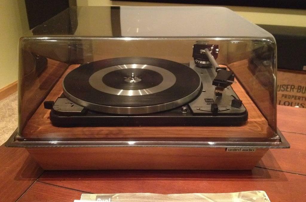 1963 Dual Hi-Fi Turntable changer 1009