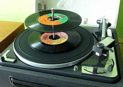 1964 Dual Four Speed Fully-Automatic Idler-Drive Turntable 1010 - Dual-1010.5