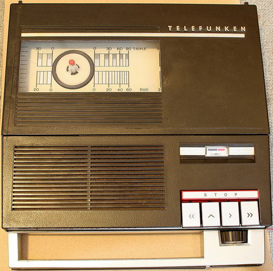 1964 Telefunken Magnetophon 300