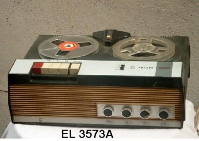 1966 Philips Tape Recorder EL 3573A - EL3573A.jpg