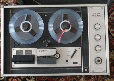 1966 Sony Tapecorder Stereo Solid State TC 260 - 86.jpg