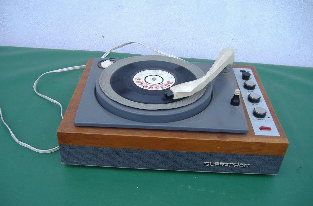 1966 Supraphon GZ646