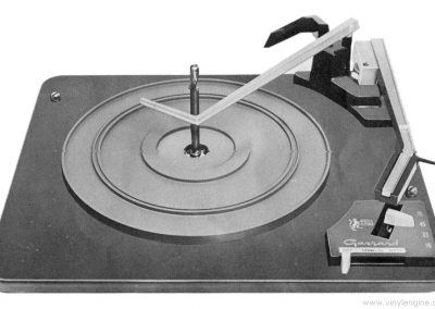 1967 Garrard Stereo Automatic Record Changer Turntable 1025 - garrard_1025_record_changer.jpg