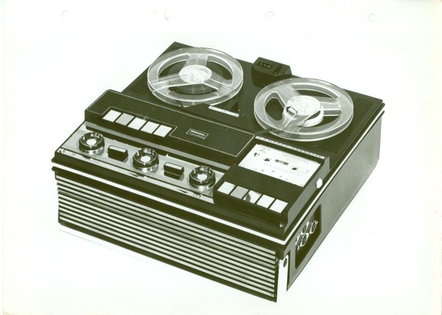 1968 BRG Szalagos Magnó Compact Cassette Qualiton Super-Play M 11