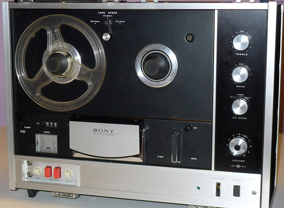 1966 Sony Sterecorder TC 530