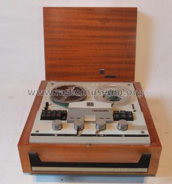 1968 Tesla Stereo Tape Recorder B 43A-ANP 250A
