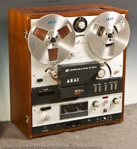 1969 Akai Cross-Field Head X-360D