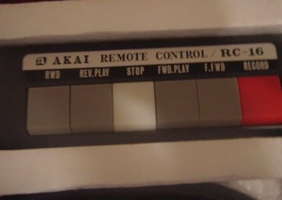 1969 Akai Wired Remote Control Unit Reel to Reel 280-D-SS RC-16 - akai-rc-16-remote-control-280d-ss_1_d83b1afb8e09b04acf2e30d38303254e.jpg