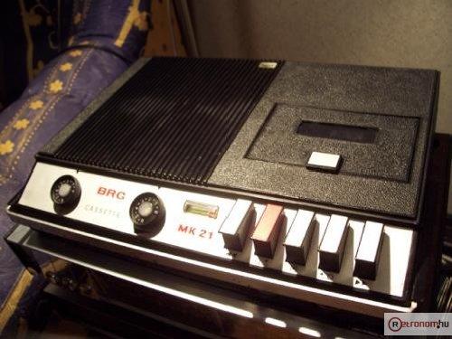 1969 BRG Cassette MK 21