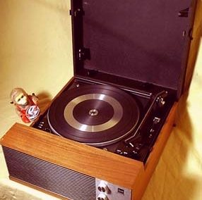 1969 Dual Stereo Portable Turntable Record Changer P53 - ps_dual_H53N_auf