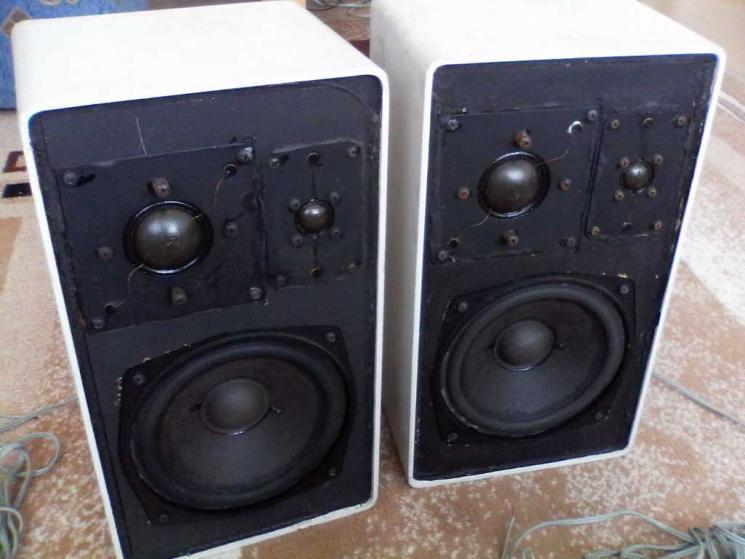 1971 Braun Hi-Fi Lautsprechereinheit L620.1
