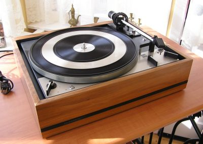 1971 Dual Stereo Turntable Record Changer 1219 - Dual-1219.1.jpg