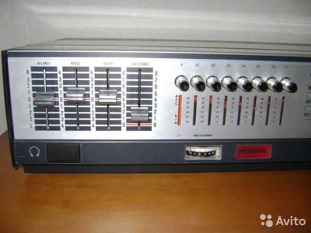 1971 Grundig RTV800 Hi-Fi