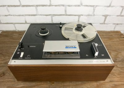 1971 Sony Stereo Tape Player Solid State TC-155 - Sony-TC-155.2.jpg