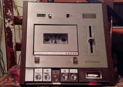 1972 Philips Stereo Cassette Recorder N2506 - Philips-N2506.4.jpg