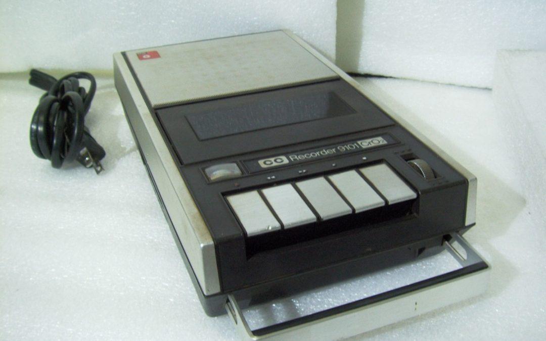 1973 Basf CC Recorder CrO2 9101