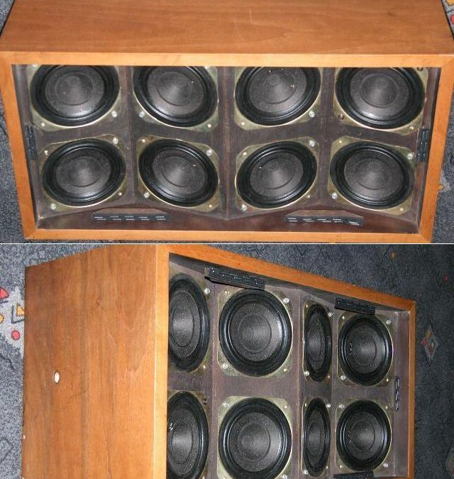 1973 BEAG HiFi Box HOX 22