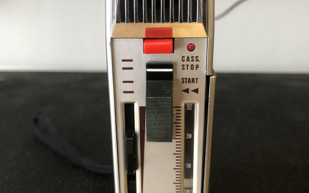 1973 Grundig Stenorette 2000