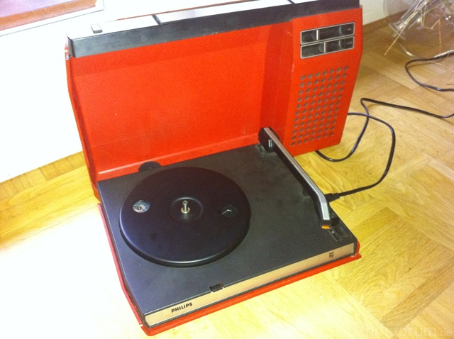 1973 Philips Playby GF 423