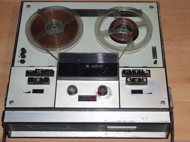 1973 Tesla Tape Recorder B 400-ANP 222