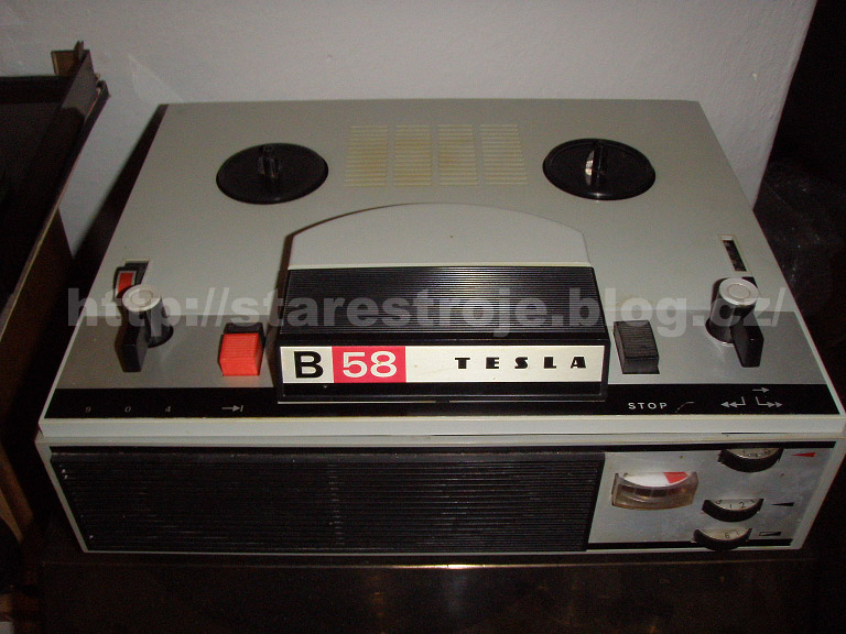 1973 Tesla B 58-ANP 230B