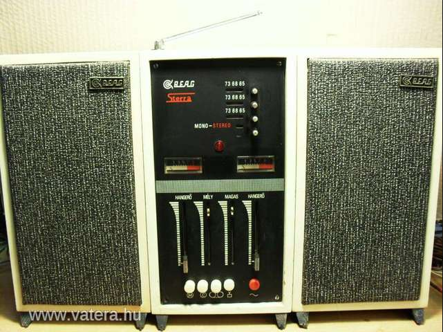 1974 BEAG Stereo Receiver Sterra AYT 205