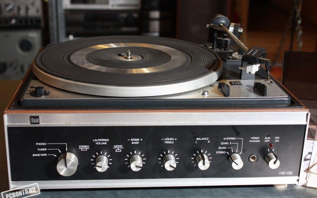 1974 Dual HS 130
