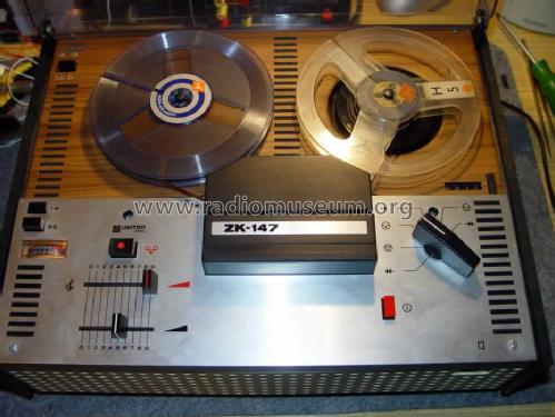 1974 Unitra ZRK Tape Recorder ZK 147
