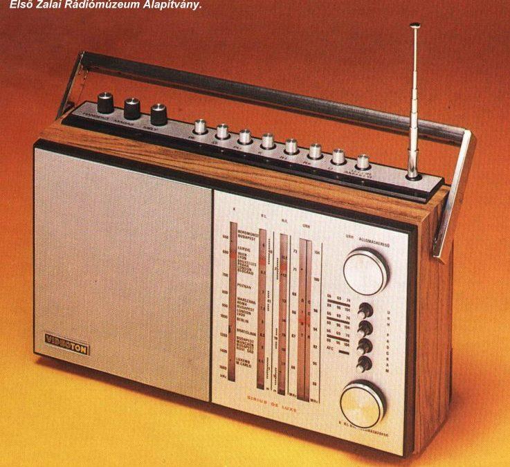 1974 Videoton Sirius De Luxe RC-4602-OCR