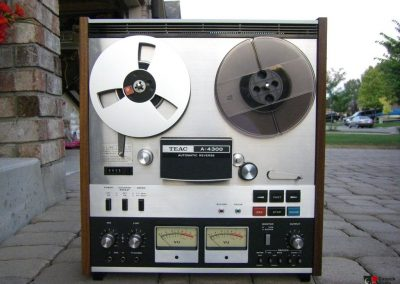 1975 Teac Tape Recorder Automatic Reverse A-4300 - Teac-A-4300.5.jpg