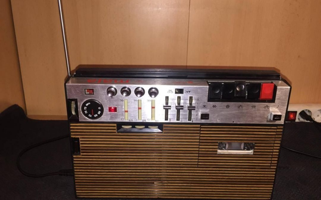1975 Unitra Maja DO-RO76