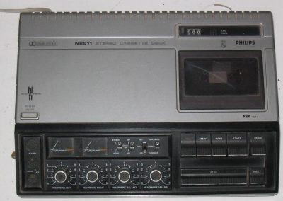 1976 Philips Stereo Cassette Deck N2511 - Philips-N2511.2.jpg