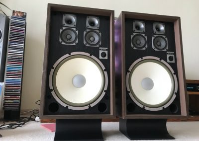 1977 Kenwood 3 Way 5 Speakers System KL-555S - Kenwood-KL-555S.2.jpg