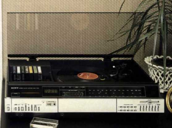 1980 Sony Music Centre HMK 7000B