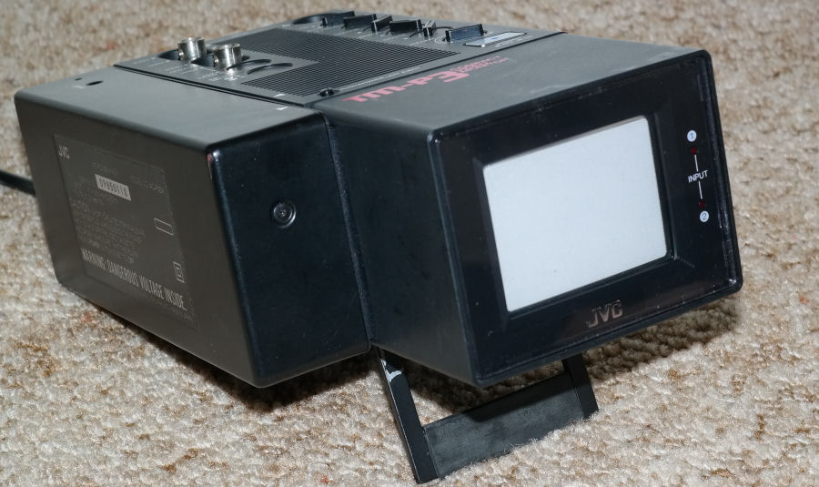 1982 JVC Color Compact Video Monitor TM-P3