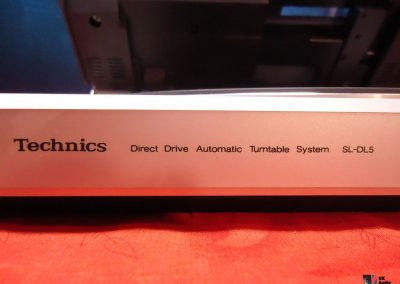 1982 Technics Direct Drive Automatic Turntable System SL-DL5 - SL-DL5.2.jpg