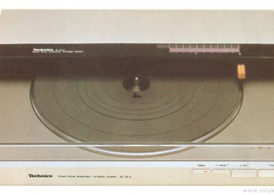 1982 Technics Direct Drive Automatic Turntable System SL-DL5 - SL-DL5.7.jpg