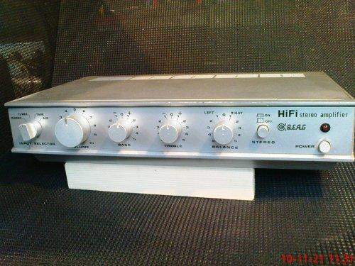 1983 BEAG Hi-Fi Stereo Amplifier AET 215