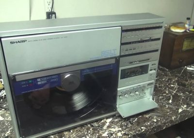 1983 Sharp Both Side Play Disc Stereo System VZ3500 - Sharp-VZ3500.3.jpg
