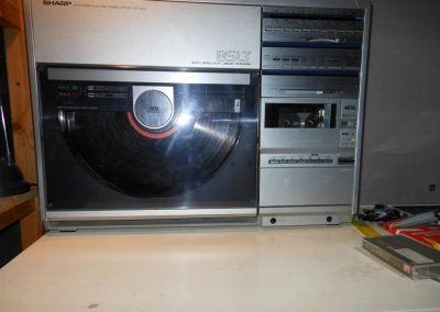 1983 Sharp Both Side Play Disc Stereo System VZ3500 - VZ350010.jpg