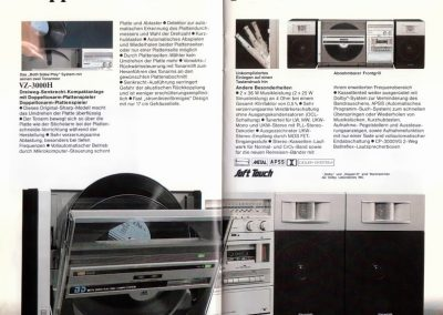 1983 Sharp Both Side Play Disc Stereo System VZ3500 - VZ35002.jpg