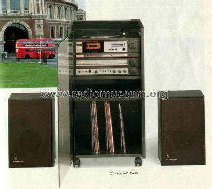 1984 Grundig HiFi Compact CT 4400