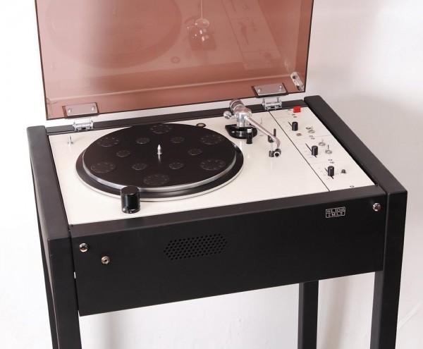 1985 Mechlabor Stereo Stúdió Lemezjátszó SL 102