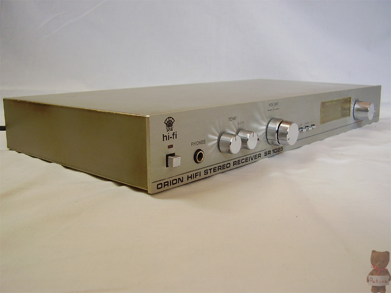 1985 Orion Hifi Stereo Receiver SR 1025