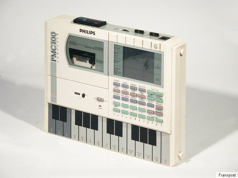 1986 Philips PMC 100 composer