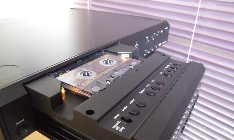 1987 Braun Atelier Stereo Cassette Deck C4